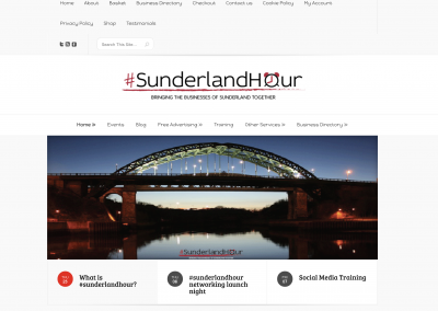 Sunderland Hour